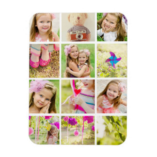 Browse the Photo Magnet Collection and personalise by colour, design or style.