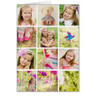 Photo Collage Template Personalised