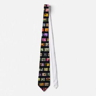 Photo Collage Tie