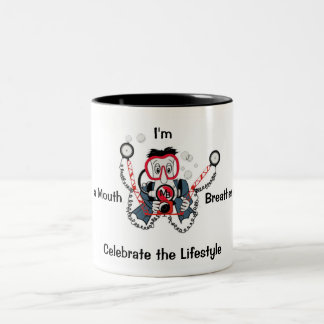 Photo Diver Coffee Mug