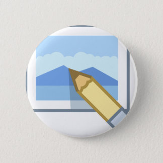 Photo Editing 6 Cm Round Badge