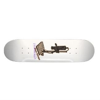 Photo Enlarger. Good Old Days. Skateboard Deck