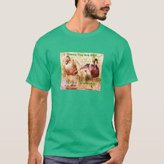 """Photo Expressions""""Guess you are Irish""""River Dance T-Shirt"""