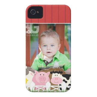Photo Farm iPhone 4/4S Case-Mate Barely There iPhone 4 Case-Mate Case