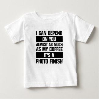 Photo Finish Baby T-Shirt