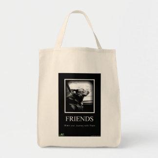 Photo Finish: Friends Tote Bag