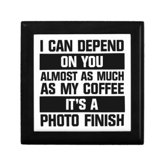 Photo Finish Gift Box