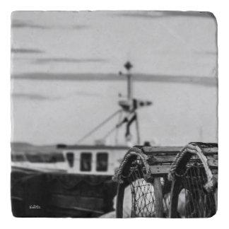 photo fishing vessel trivet