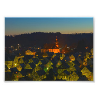 Photo Freudenberg old part of town