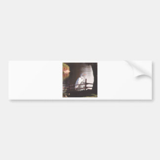 Photo Landscape Bumper Sticker