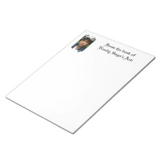 Photo Letterhead Notepad