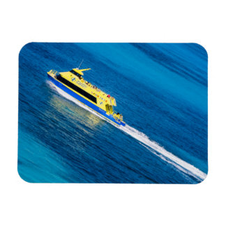 Photo Magnet - Island Ferry - Cancun, Mexico