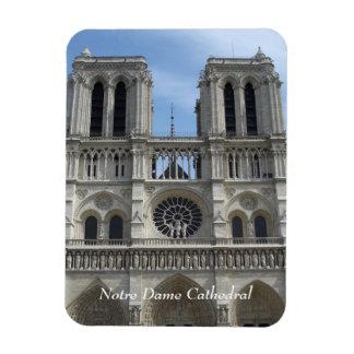 Photo Magnet--Notre Dame Cathedral Magnet