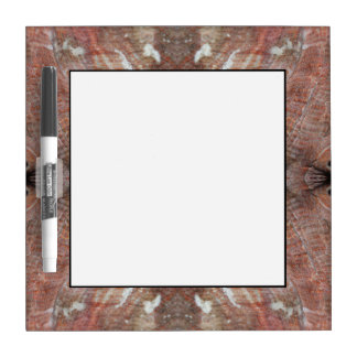 Photo-manipulation Sea Shell Dry-Erase Board