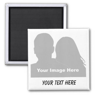 Photo & Message Magnet
