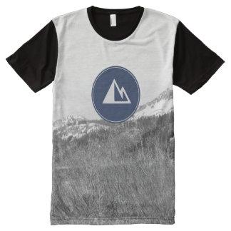 Photo Mountain Bum Shirt