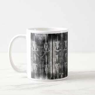 Photo Negative Picture of the Shroud of Turin Coffee Mug
