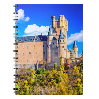 Photo Notebook Segovia castle