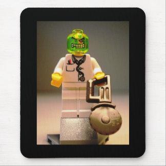 Photo of Doctor Toxic Custom Minifigure Mouse Pad