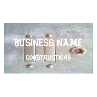 Photo of Metal Pack Of Standard Business Cards
