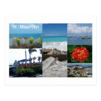 Photo of St. Maarten-St. Martin by Celeste Sheffey Postcard