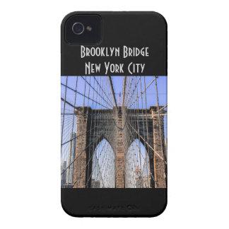 Photo of the Brooklyn Bridge in NYC iPhone 4 Case