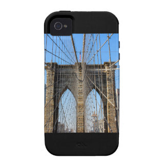 Photo of the Brooklyn Bridge in NYC iPhone 4/4S Cover