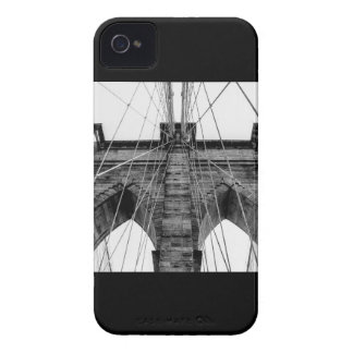 Photo of the Brooklyn Bridge in NYC iPhone 4 Cases