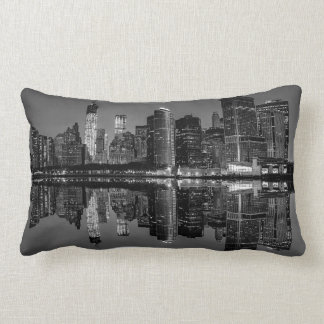 Photo of the New York City Skyline Landscape Cushions