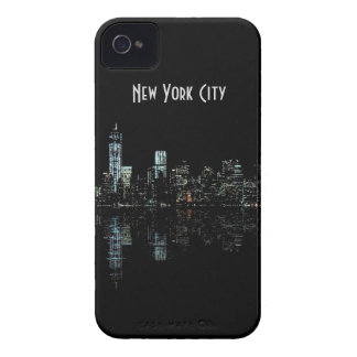 Photo of the New York City Skyline Landscape iPhone 4 Cover