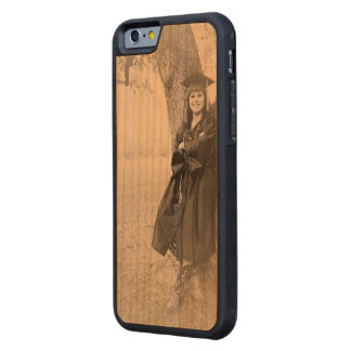 Photo on Wood iPhone Case