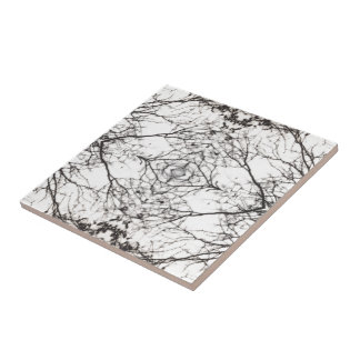 Photo Play Birch Tree Ceramic Tile