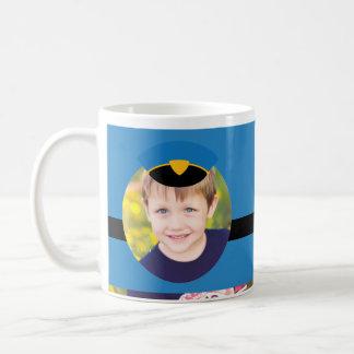 Photo Police Theme Mug