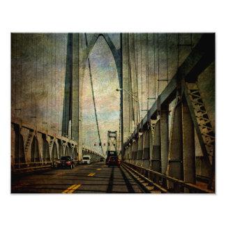 Photo Print-Bridge of Silver Wings