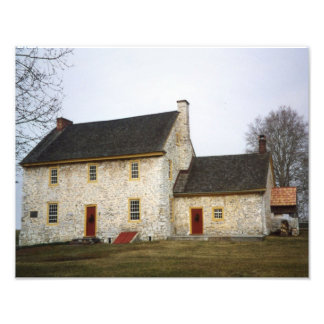 Photo Print - Harclerode - Meier House