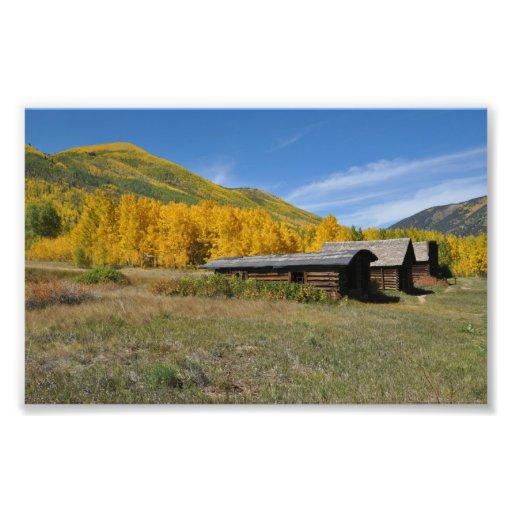 Photo Print of Ashcroft Colorado
