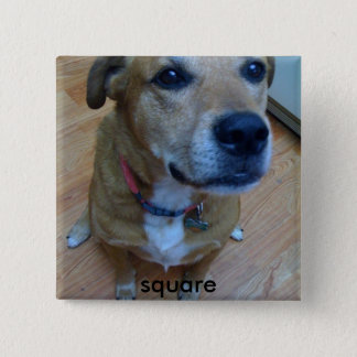 photo, ROUND- customized 15 Cm Square Badge