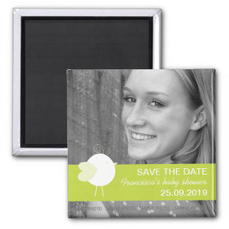 Photo Save the Date Fridge Magnets Baby Showers