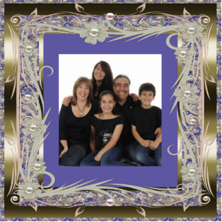 """Photo Sculpture """"ADD Photo"""" San-Martin-Hall Family Photo Cut Outs"""