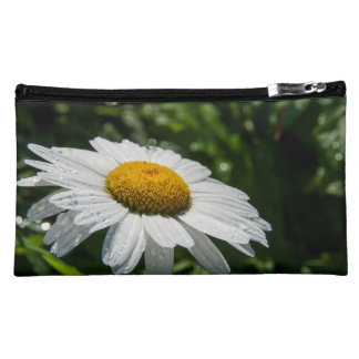 photo small pocket, a margueritte, make green makeup bag