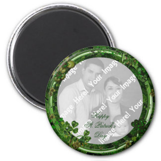 Photo St. Patrick's Day Magnet