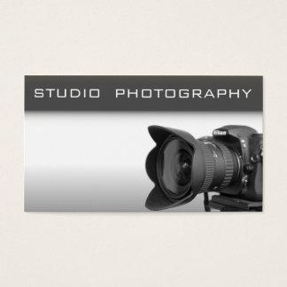 Photo studio business card