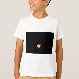 PHOTO TAKEN OF FULL MOON & TREES WITH ART EFFECT T SHIRTS