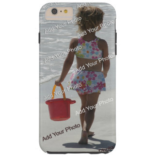 Photo Template Case Tough iPhone 6 Plus Case