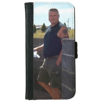Photo Template iPhone 6 Wallet Case