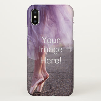Photo Upload iPhone X Glossy Case