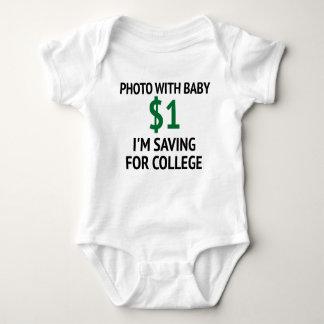 Photo With Baby $1 Bodysuit
