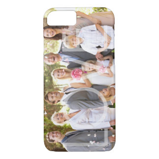 Photo with Ghost Love Word iPhone 8/7 Case