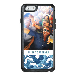 Photo With Text Template 1 OtterBox iPhone 6/6s Case