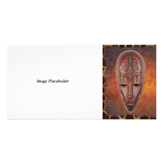 Photocard-African Design Picture Card